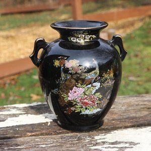 Vintage 1950s Mid Century Modern Japanese Vase